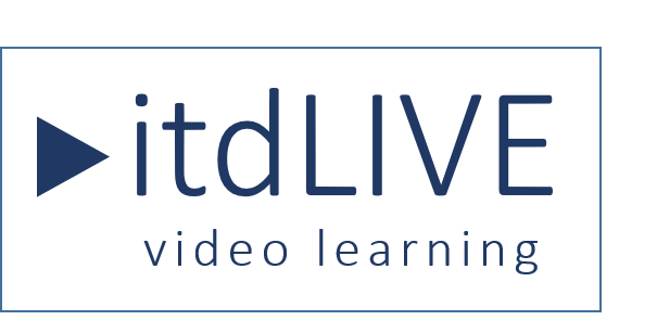 itdlive video learning